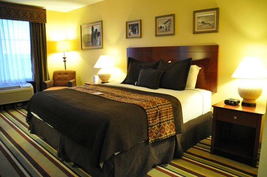Moenkopi Legacy Inn & Suites: King Room 2nd Floor