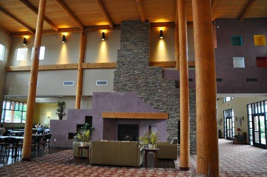 Moenkopi Legacy Inn & Suites: Moenkopi Rezeption