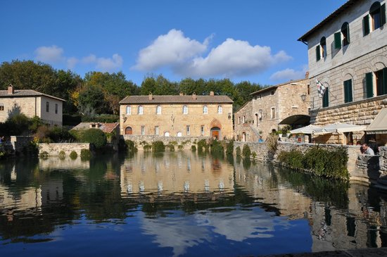 Albergo le terme spa bagno vignoni italy top tips before you go with photos tripadvisor - Bagni vignone hotel ...