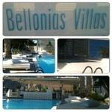 Bellonias Villas : Hotellet!