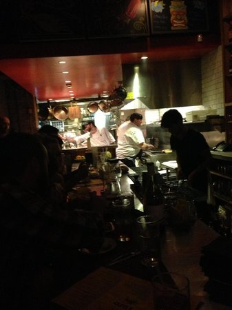 Toro : Kitchen view