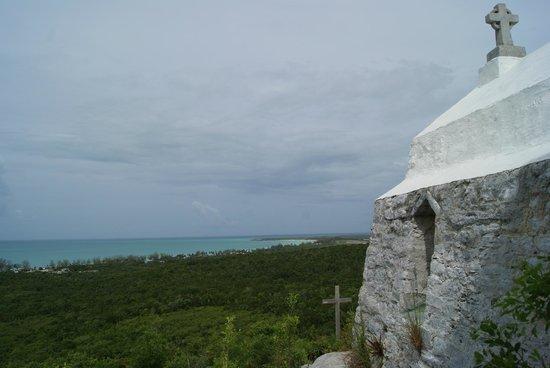 The Hermitage: Vue sur la mer