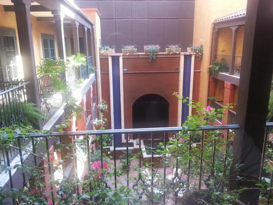 Hotel Valencia Riverwalk: VIEW