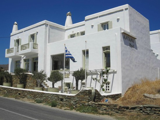 Photo of Hotel Altana Tinos