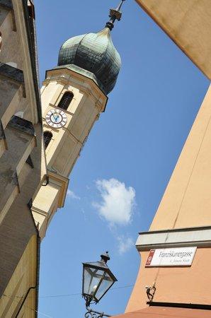 Palais-Hotel Erzherzog Johann: Franciskaner Platz, Graz