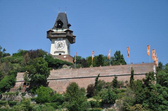 Palais Hotel Erzherzog Johann : Schlossberg, Graz