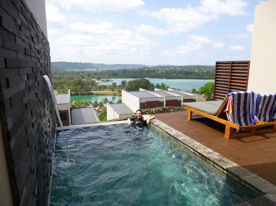 The Terraces Boutique Apartments Dip Pool And View