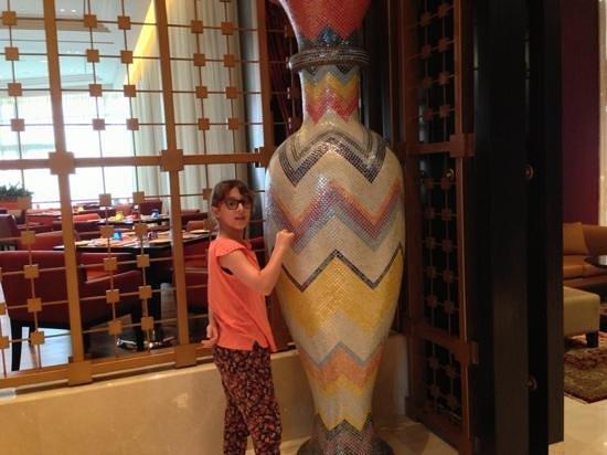 JW Marriott Hotel Ankara: the loby
