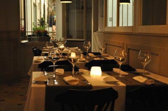 Casa tua: Restaurant