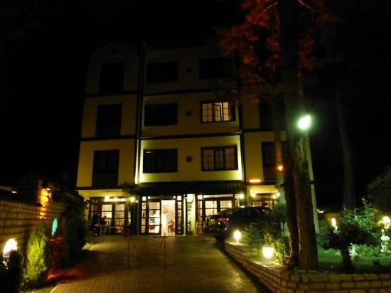 Diamond Park Hotel Safranbolu : L'HOTEL