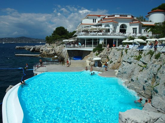 The Pool Picture Of Hotel Du Cap Eden Roc Antibes Tripadvisor