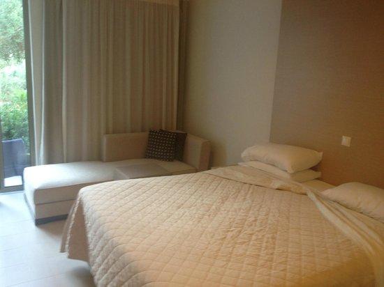The Island Hotel : Chambre