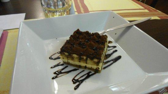 Extol Inn: Dessert Tiramisu