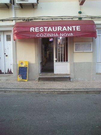 Restaurante Cozinha Nova na Figueira da Foz