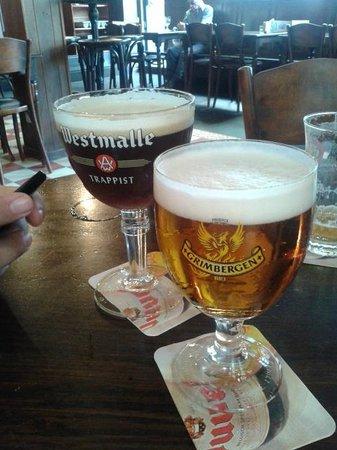 De 7 Schaken : bier!