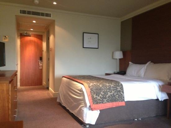 Thorpe Park Hotel & Spa: Room
