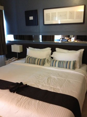 At Mind Executive Suites: Clean sheets