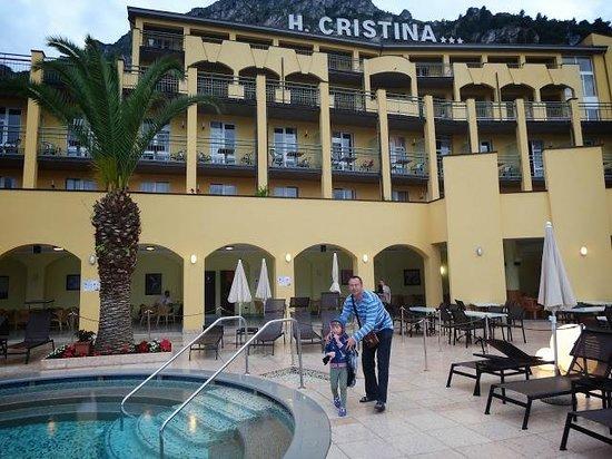 Hotel Cristina: Отель