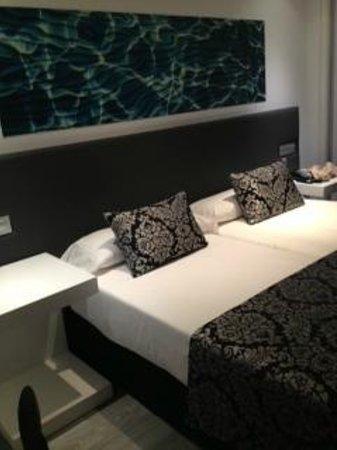 Nautico Ebeso Hotel : Camera tripla