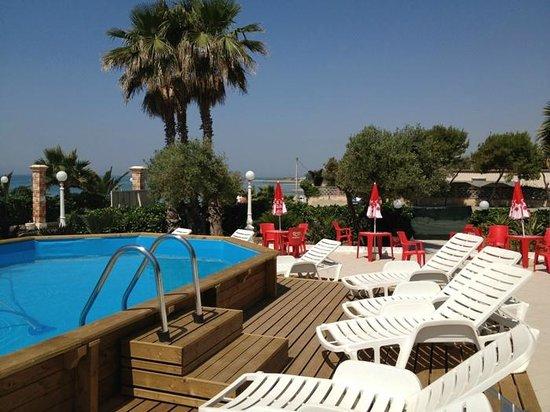 Hotel degli Angeli : piscina
