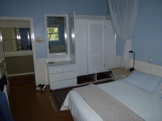 Villa Apartments & Lodge : Bedroom