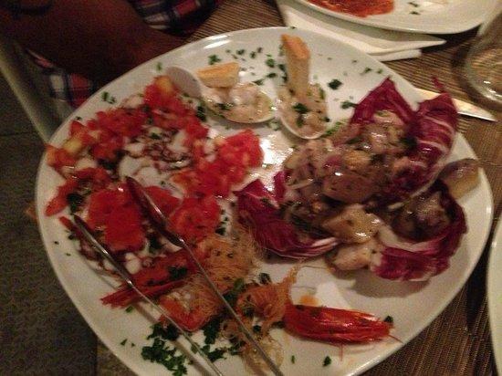 Terra Wine Restaurant : gratinati 2