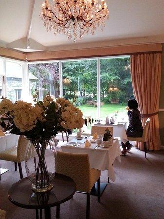 Grasmere Hotel: 小但是精緻的餐廳