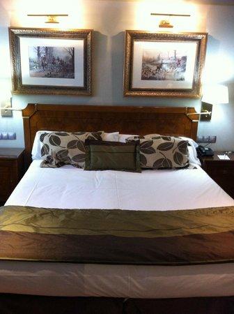 Hotel Plaza Andorra: lit