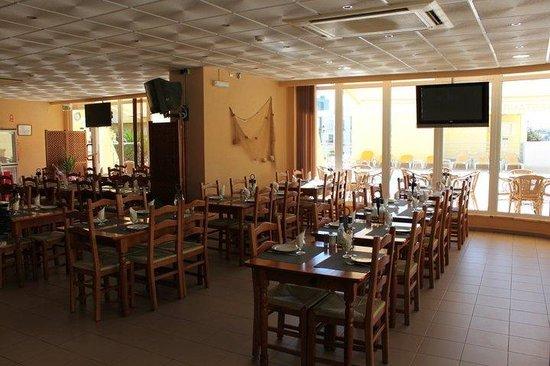 Restaurante Snack-Bar A Matilde: O restaurante por dentro