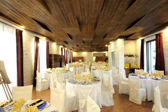 Zovencedo, Ιταλία: sala