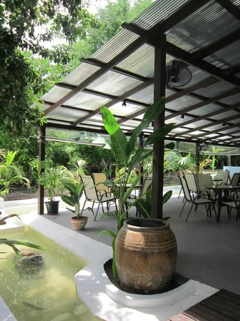Chai Dee Samui: Restaurant