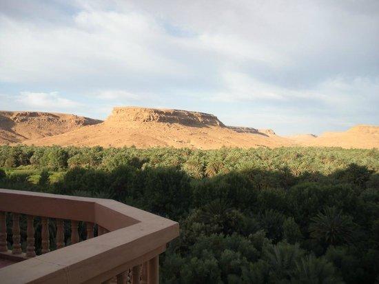 Maison d'Hotes Sahara: landscape