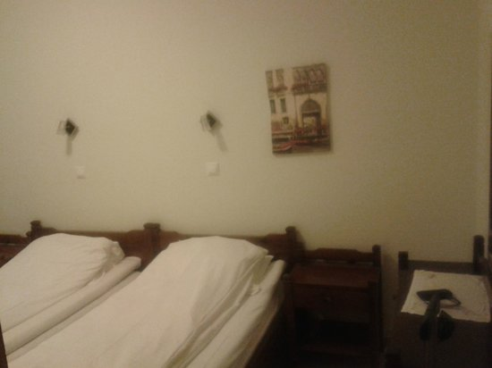 Hotel Candia: Betten