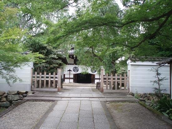 Yogenin Temple: It's all peace and quiet
