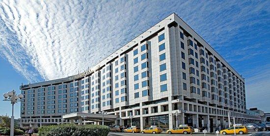 Radisson Slavyanskaya Hotel & Business Centre, Moscow : Radisson Slavyanskaya Hotel&Business Center