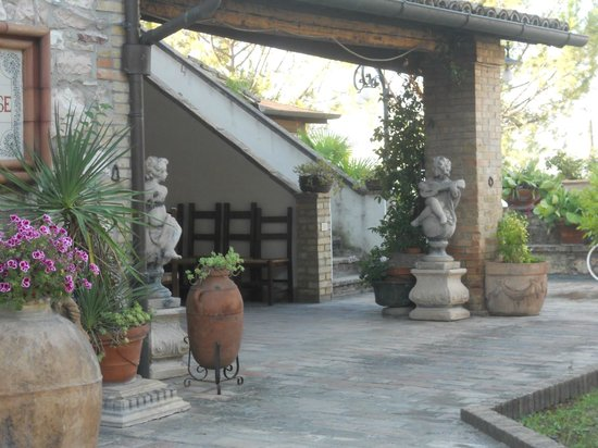 Country House Hotel Tre Esse: Ingresso