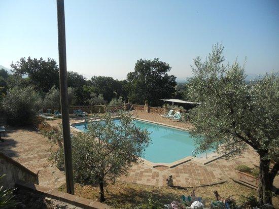 Country House Hotel Tre Esse: Veduta della piscina
