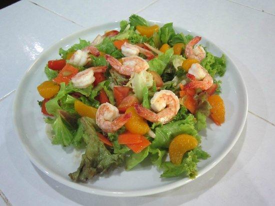 Chai Dee Samui: Asian Shrimp Salad