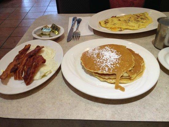 Morning Star Cafe: Breakfast