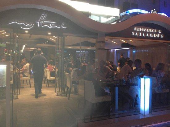 Photo of Asian Restaurant MY Thai at Marina De Vilamoura, Vilamoura, Portugal