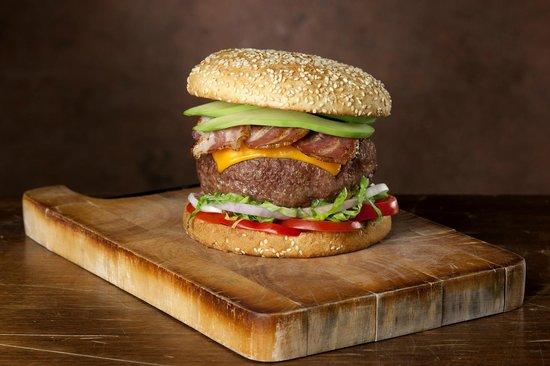 B*eat the American Bite!: B*eat menù: vi presentiamo il NOSTRO hamburger, il B*EAT