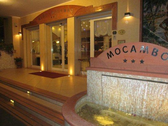 Hotel Mocambo : Ingresso
