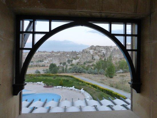 Tourist Hotel & Resort Cappadocia: vista dall hotel