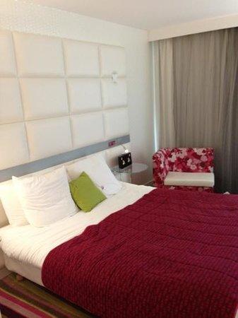 Mercure Le President Biarritz Centre : chambre privilège
