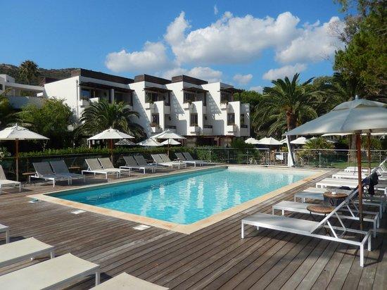 La Roya : The pool