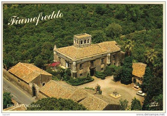 Fiumefreddo di Sicilia Italy  city photos gallery : Fiumefreddo di Sicilia, Italy: Castello degli schiavi Location of ...