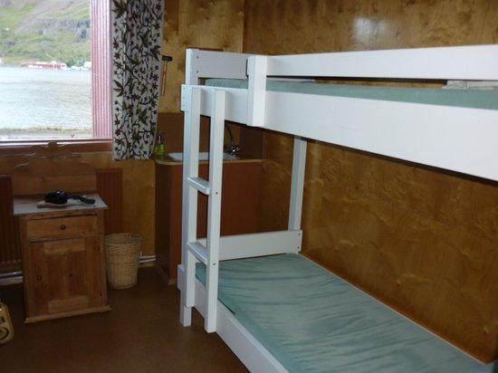Seydisfjordur Hostel Hafaldan : Habitacion