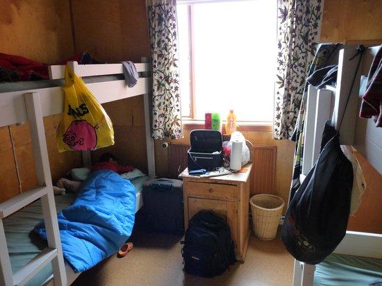 Seydisfjordur Hostel Hafaldan : Habitación
