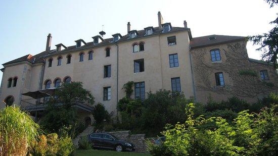 Hôtel Le Sauvage : L'hôtel