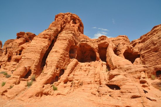 Rumor Hotel: Valley of fire state park